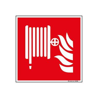 Panneau Robinet d'incendie armé ISO 7010 F002