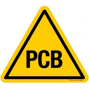 Autocollants Danger PCB