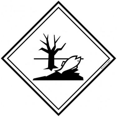 Visuel Losange Dangereux pour l'environnement
