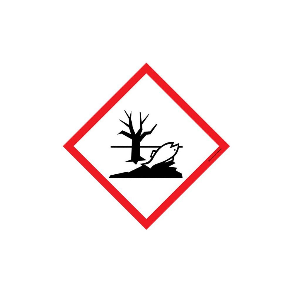 Panneau Matières dangereuses pour l'environnement SGH09