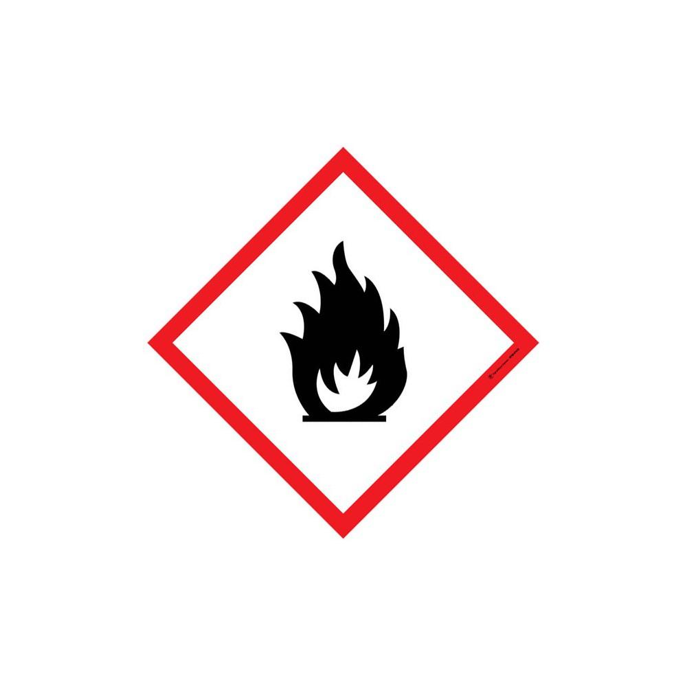 Panneau Matières inflammables SGH02