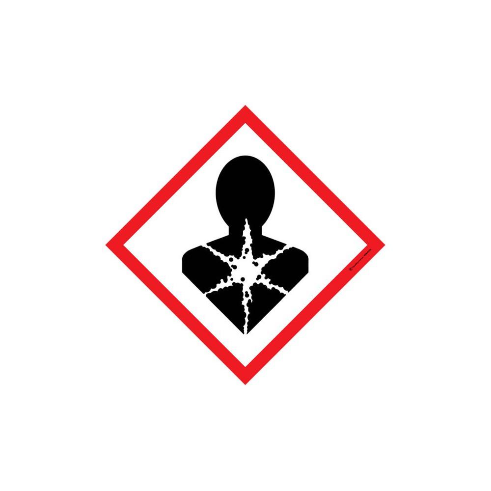 Panneau Matière à risque important pour la santé SGH08