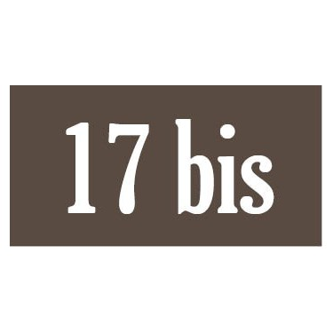Numéro de Maison - modèle n°2