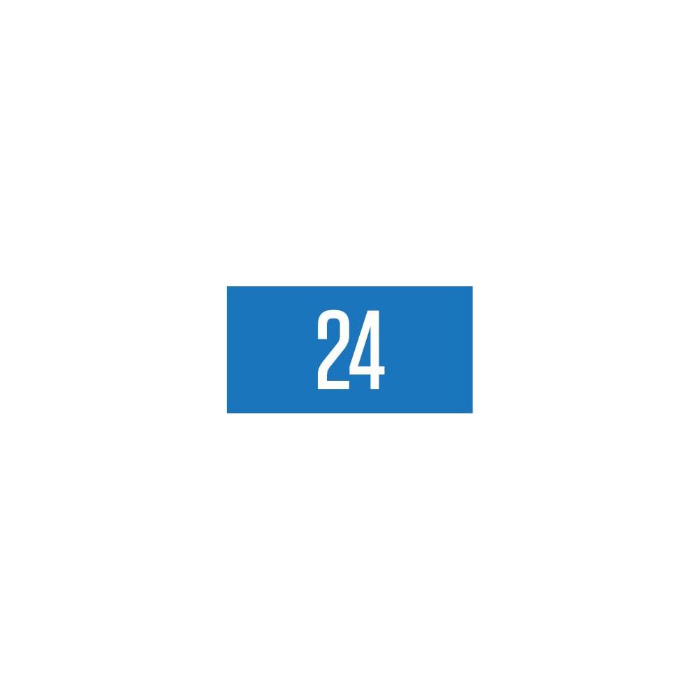 Numéro de Maison modèle n°3 rectangulaire