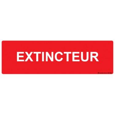 Panneau Extincteur