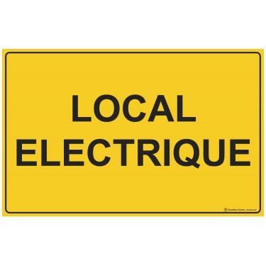 Panneau Local électrique