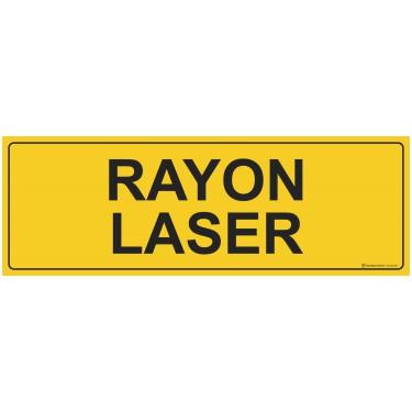 Panneau Rayon laser