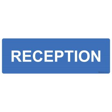 Panneau rectangulaire Réception