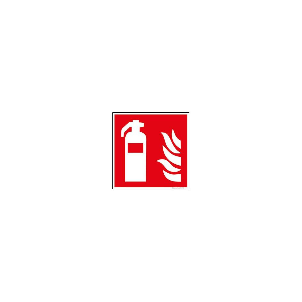 Panneau Extincteur Incendie ISO 7010 - F001
