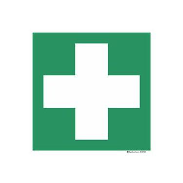 Panneau Premiers secours ISO 7010 E003