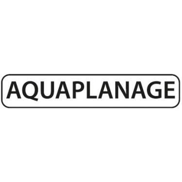 Panonceau Aquaplannage ou indication personnalisable - M9z1
