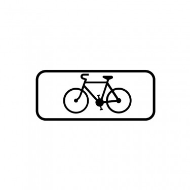 Panonceau Vélos et cycles - M4d1