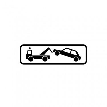 Panonceau Stationnement ou arrêt gênant - M6a