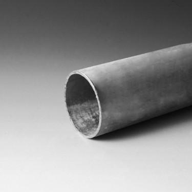 Poteau en acier galvanisé rond diamètre 60mm