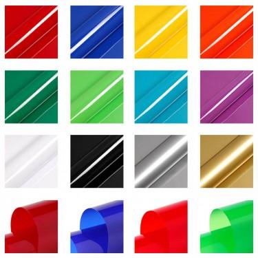 Ruban adhésif pour vitre - 16 couleurs