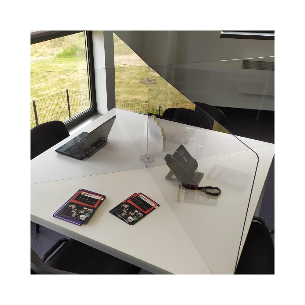 Panneau de séparation modulable pour bureau et open space - MODULO
