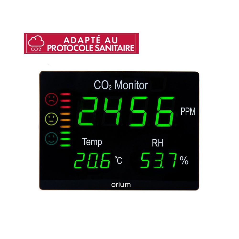 mesureur co2 professionnel quaelis 12