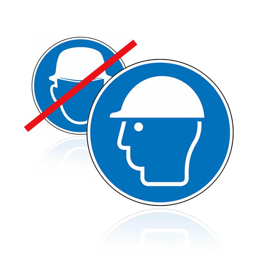 nouveau pictogramme de sécurité